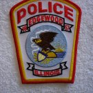 Edgewood Police Department patch