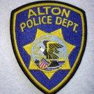 Alton Police Department patch