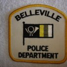 Belleville Police Department patch