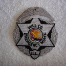 Will County Emergency Management patch