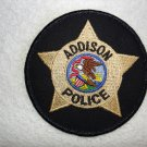 Addison Police Department patch