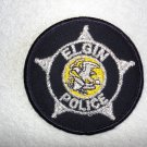 Elgin Police Department patch
