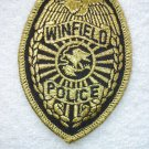 Winfield Police Department patch