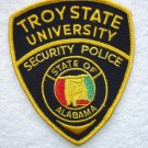 Troy State University Police Department patch