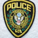 Federal Protective Service Police patch