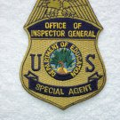 Office of Inspector General - Department of Education patch