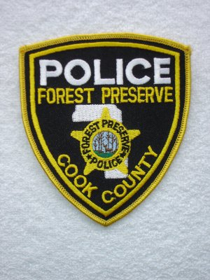 Cook County Forest Preserve Police Department patch