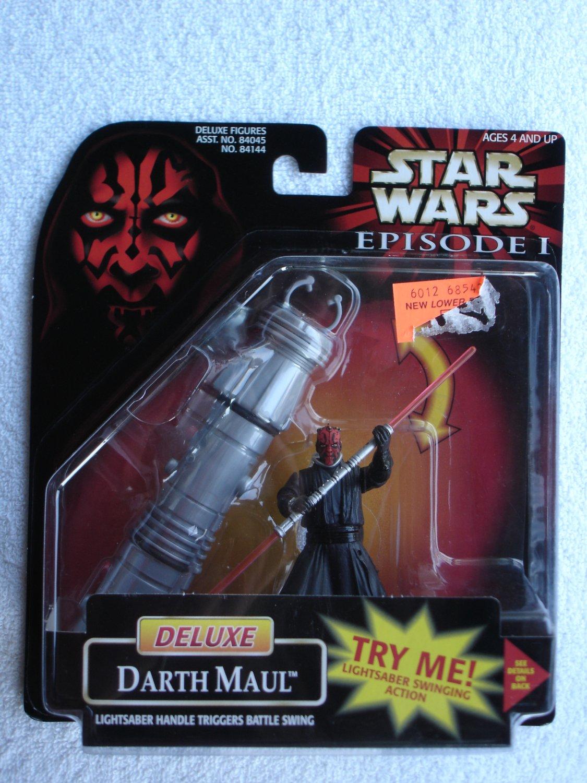 Star Wars TPM Deluxe Darth Maul
