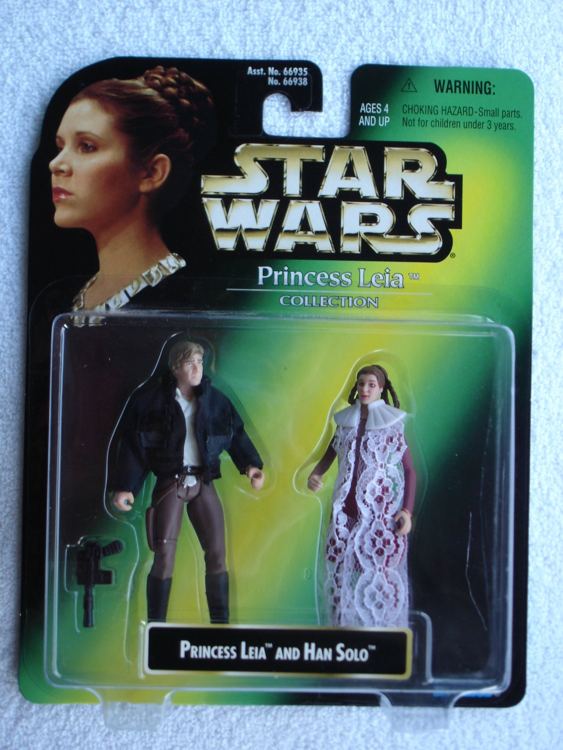 Star Wars POTF Princess Leia Collection - Han Solo