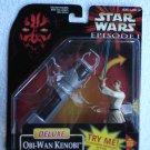 Star Wars TPM Deluxe Obi-Wan Kenobi