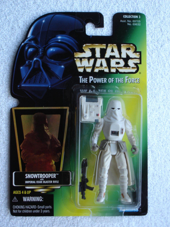 Star Wars POTF Snowtrooper