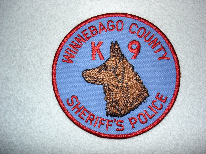 Winnebago County Sheriff's Office patch