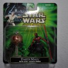 Star Wars POTJ Darth Maul w/ Sith Attack Droid