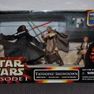 Star Wars TPM Multi-figure pack - Tatooine Showdown