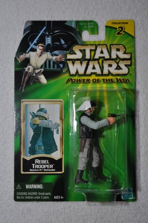 Star Wars POTJ Rebel Trooper