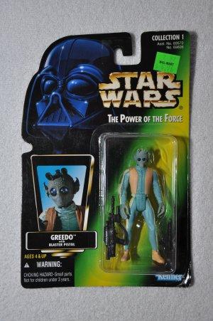 Star Wars POTF Greedo