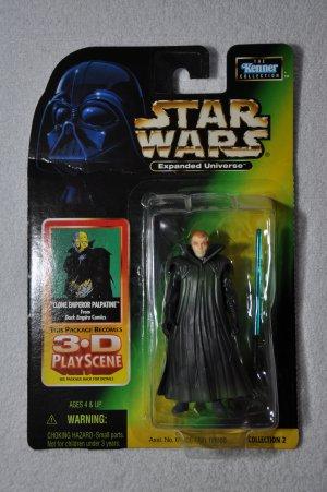 Star Wars POTF Clone Emperor Palpatine
