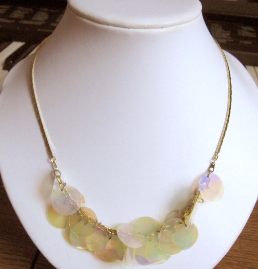 Fashion necklace OOAK