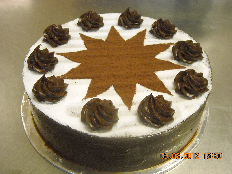 CHOCOLATE SPONGE (TRUFFLE CREAM)