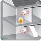 Kidde KN-COSM-IBA  Smoke and Carbon Monoxide AlarmVoice Message Warning - 120V W