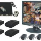 4 Channel Wireless DVR Surveillance System