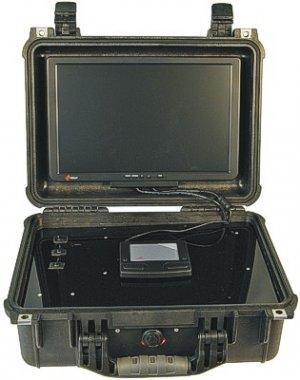 8 Channel Portable DVR System