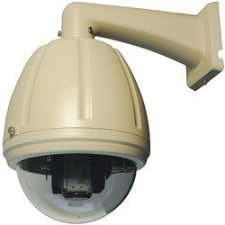 Weatherproof Color Speed Dome Camera