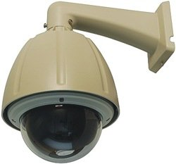 Weatherproof High Speed Color Dome Camera