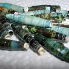 "Serendipity Paper Beads ""Rocky Mountain High"""