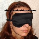 --Extremely Soft Padded Sleep Travel Mask STOPS ALL LIGHT--