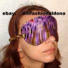 --Extremely Soft Padded Sleep Mask mix colors--