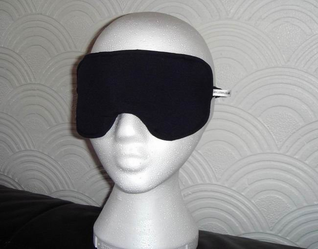 --Soft Padded Eye Shade Relax /Sleep Mask Migraine Relief--