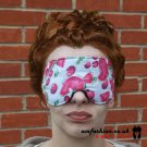 --Water melon SOFT PADDED EYE / SLEEP MASK blindfolds travelrelax meditation--