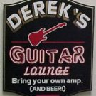 Guitar Lounge Personalize it - w/any name