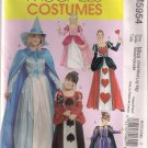 McCall's Costume Sewing Pattern M5954 - Misses'/Girls' Storybook Costumes (3-8)