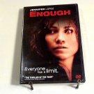 Enough (2002) NEW DVD