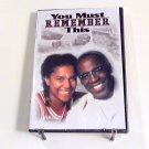 You Must Remember This (1992) NEW DVD