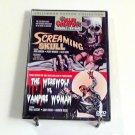 Screaming Skull & The Werewolf vs. Vampire Woman NEW DVD