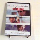 Criminal (2004) NEW DVD