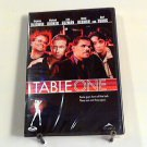 Table One (2000) NEW DVD