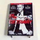 The Getaway (1972) NEW DVD DELUXE EDITION