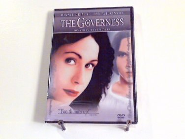 The Governess (1998) NEW DVD