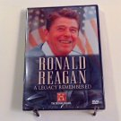 Ronald Reagan A Legacy Remembered NEW DVD