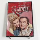 Casanova's Big Night (1954) NEW DVD