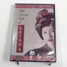 The Secret Life of Geisha (1999) NEW DVD