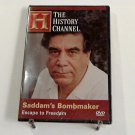 Saddam's Bombmaker Escape to Freedom NEW DVD