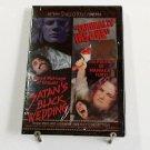 Satan's Black Wedding (1980) Criminally Insane (1975) NEW DVD
