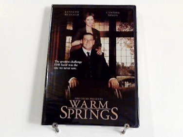 Warm Springs (2005) NEW DVD