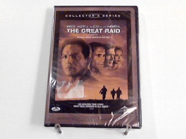 The Great Raid (2005) NEW DVD 2-Disc C.S.
