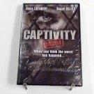 Captivity (2007) NEW DVD UNCUT